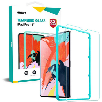 ESR iPad Pro 11'' Tempered Glass Screen Protector