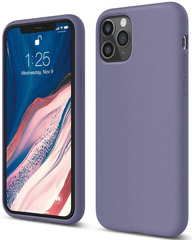 ELAGO Silicone Case for iPhone 11 PRO Max - Lavanda Gray
