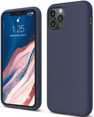 ELAGO Silicone Case for iPhone 11 PRO Max - Jean Indigo