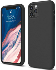 ELAGO Silicone Case for iPhone 11 PRO Max - Black