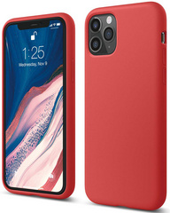 ELAGO Silicone Case for iPhone 11 PRO Max - Red