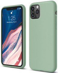 ELAGO Silicone Case for iPhone 11 PRO Max - Pastel Green