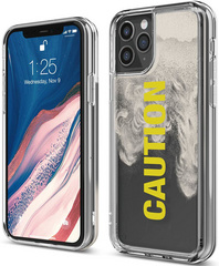 ELAGO Sand Case for iPhone 11 PRO Max - Caution