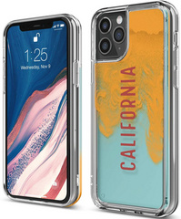 ELAGO Sand Case for iPhone 11 PRO Max - California