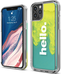 ELAGO Sand Case for iPhone 11 PRO Max - Hello