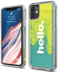 ELAGO Sand Case for iPhone 11 - Hello