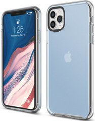 ELAGO Hybrid Case for iPhone 11 PRO Max - Aqua Blue