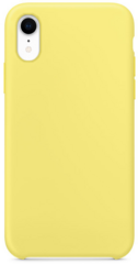 Original Silicone Case for iPhone Xr - Lemonade