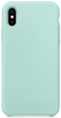 Original Silicone Case for iPhone Xs Max - Marine Green