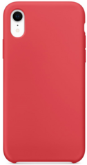 Original Silicone Case for iPhone Xr - Red