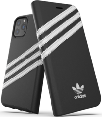 Adidas Booklet PU Case for iPhone 11 PRO - Black
