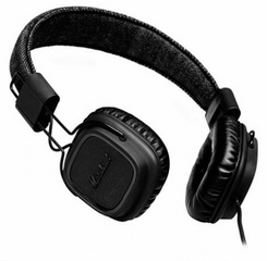 Marshall Headphones Major - Pitch Black