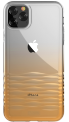 DEVIA Ocean TPU Case for iPhone 11 PRO Max - Gold