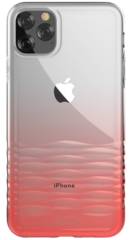 DEVIA Ocean TPU Case for iPhone 11 PRO Max - Red