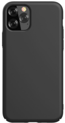 DEVIA Silicone Case for iPhone 11 PRO Max - Black