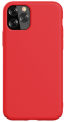 DEVIA Silicone Case for iPhone 11 PRO Max - Red