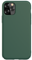 DEVIA Silicone Case for iPhone 11 PRO Max - Green