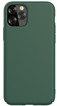 DEVIA Silicone Case for iPhone 11 PRO - Green