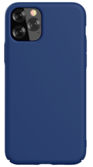 DEVIA Silicone Case for iPhone 11 PRO Max - Blue