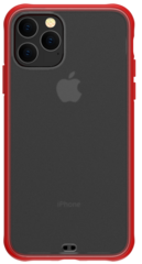DEVIA Elegant Border Case for iPhone 11 PRO Max - Red
