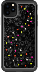 BMT Milky Way Nacre case for iPhone 11 PRO - Neon Pop