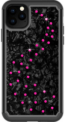BMT Milky Way Nacre case for iPhone 11 PRO - Neon Pink
