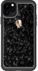 BMT Treasure Nacre case for iPhone 11 PRO Max - Gold Skull