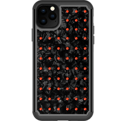 BMT Extravaganza Nacre case for iPhone 11 PRO Max - Neon Orange