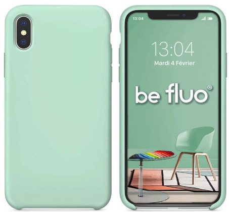 Moxie Original Silicone Case for iPhone X/Xs - Mint