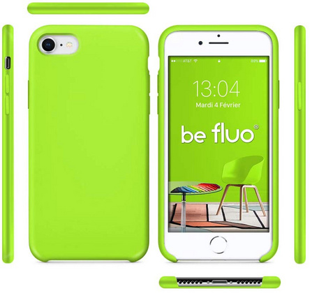 Moxie Original Silicone Case for iPhone 7/8 - Green