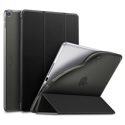 Sdesign Rebound Silicone Case for iPad 10.2'' 2019 - Black