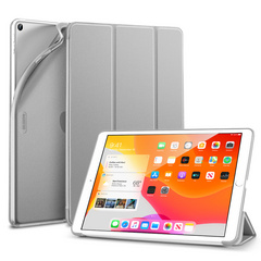 Sdesign Rebound Silicone Case for iPad 10.2'' 2019 - Silver