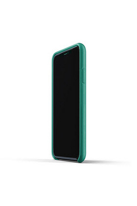 MUJJO Full Leather Wallet Case for iPhone 11 Pro Max - Alpine Green