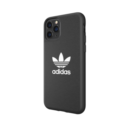 Adidas Moulded Case for iPhone 11 - Black