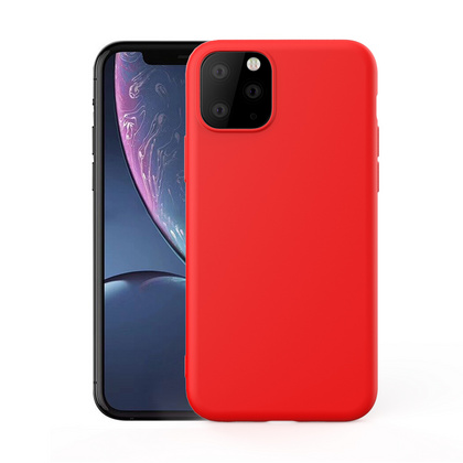 Original Silicone 360° Case for iPhone 11 PRO - Red