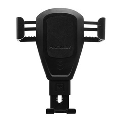 Macally Car Air Vent Gravity Holder - Black