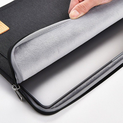 "Wiwu Pioneer Sleeve for up to 16"" - Gray"