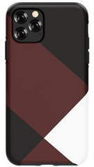DEVIA Grid Case for iPhone 11 PRO Max - Brown