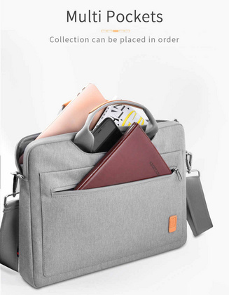 "Wiwu Pioneer Hangbag for 13"" Macbook - Gray"