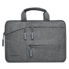 "Satechi Fabric Carrying 13"" bag - Gray"