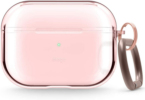 Elago Airpods Pro TPU Case - Lovely Pink