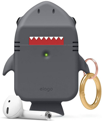 Elago Shark Case - Dark Gray