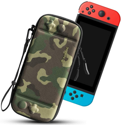 TomToc Nintendo Switch Slim Case - Camo