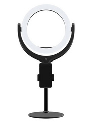 Devia Ring Light Kit - Black