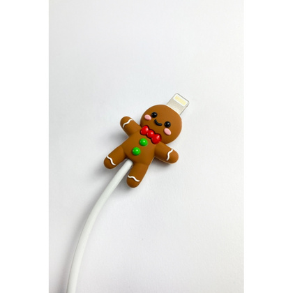 MojiPower Cable Protector - Biscottino
