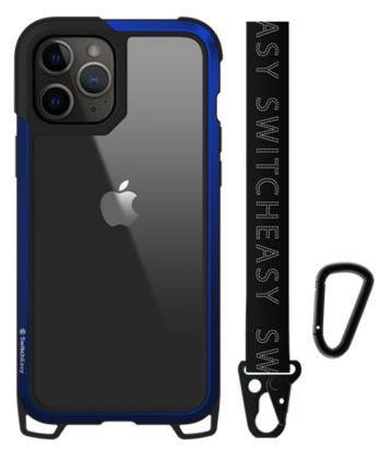 SwitchEasy Odysey for iPhone 12 PRO - Navy