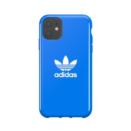 Adidas Snap Case Trefoil for iPhone 11 - Blue