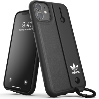 Adidas Grip Case for iPhone 11 - Black