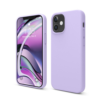 ELAGO Silicone Case for iPhone 12 Mini - Lavanda