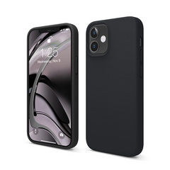 ELAGO Silicone Case for iPhone 12 Mini - Black